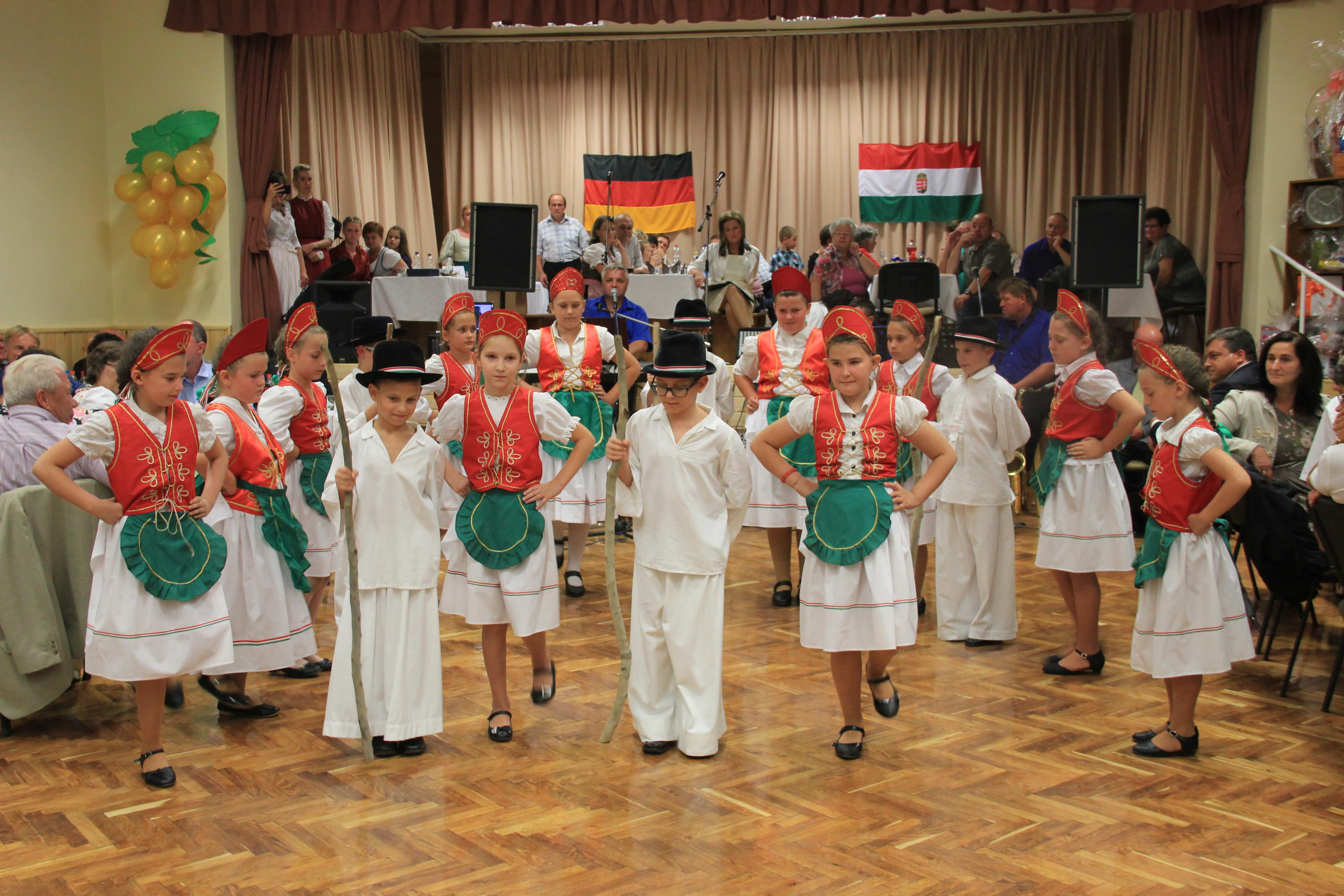 200-Jahrfeier von Kunbaja, September 2017